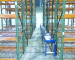 FREEDOM BEVERAGE CONVEYOR & RACK