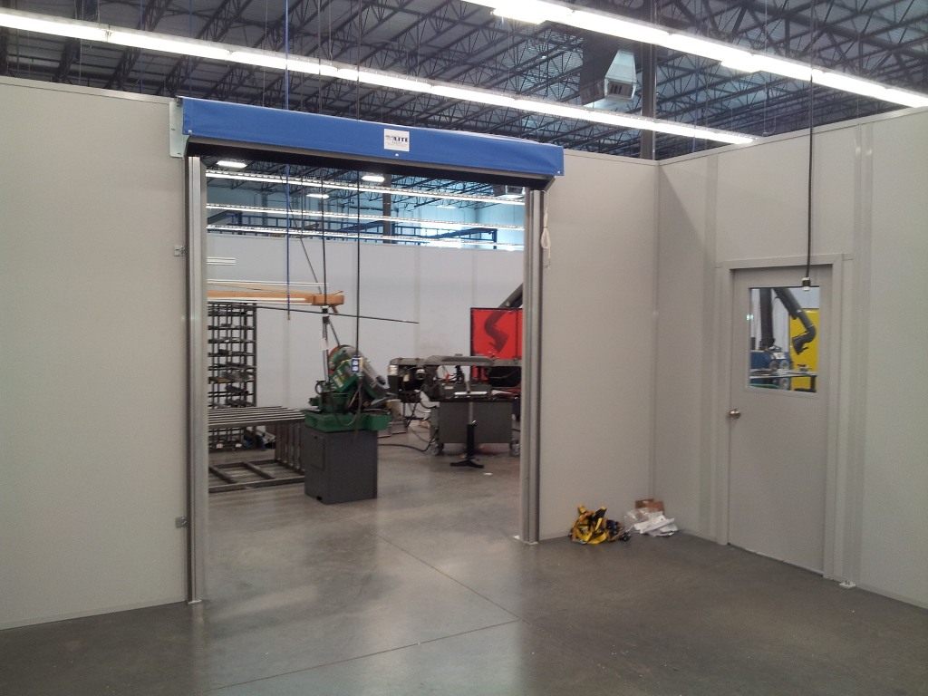 inplant-4-PRECOR-WALL-PARTITION-PHASE-2-GOFFS-DOOR-1d
