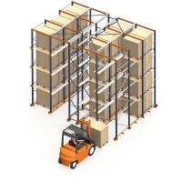 drive in drive thru pallet rack 224250