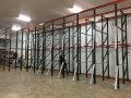 Drive-In pallet rack system in Clemmons, NC.