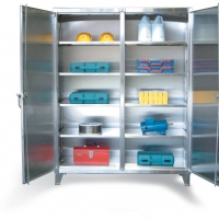 stainless-steel-double-shift-cabinet