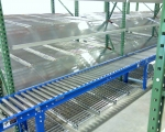 FREEDOM BEVERAGE SPANTRACK AND CONVEYOR