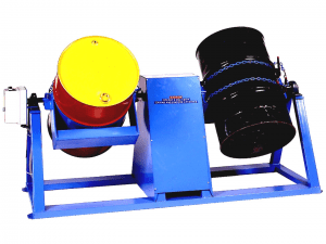 rotating drum handling equipment photo