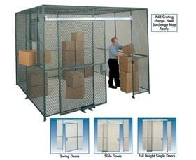 Wire Partitions Greensboro NC