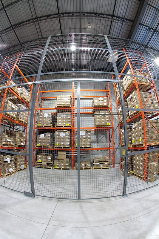 The Many Benefits of Security Cages and Wire Partitions 3