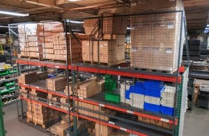 The Many Benefits of Security Cages and Wire Partitions 4