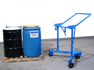A Look at the Many Options Offered by Morse Drum Handling 1