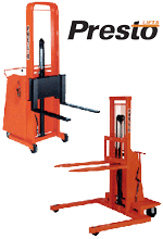 Presto Lifts Pneumatic And Hydraulic Scissor Lifts/Stackers