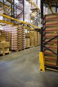 Warehouse Material Handling System