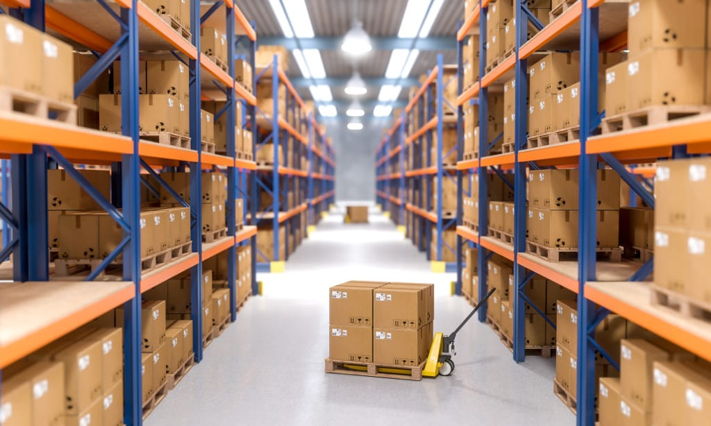Tips to Get the Most Use From Your Industrial Pallet Racks